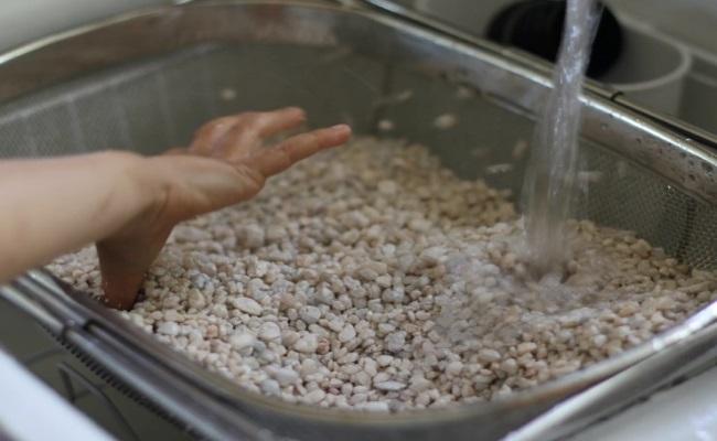 как подготовить грунт для аквариума
